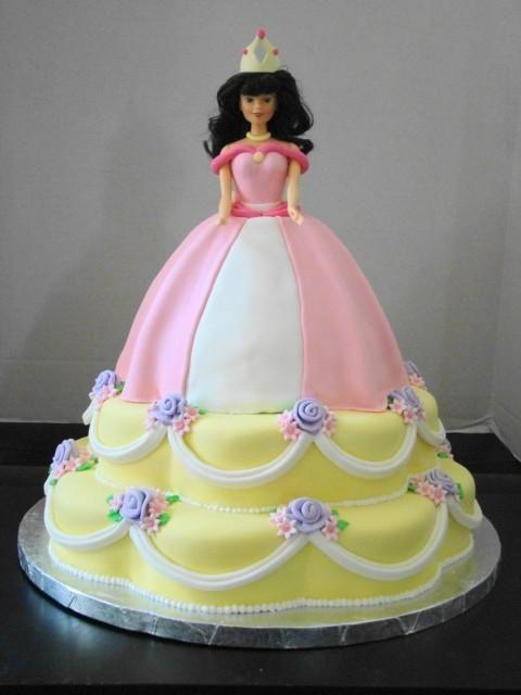 Image Detail For Princess Cake Kids Cake Tortas