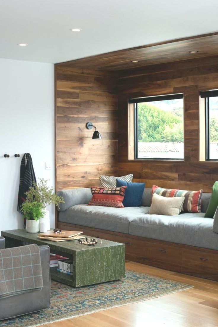 Living room without sofa - 7 ideas and seating alternatives