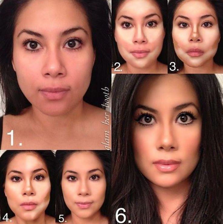 El maquillaje puede ser muy divertido, pero también es un arte que si sabemos manejar puede transformar nuestro rostro para remarcar los rasgos que nos gustan y cubrir aquellos que no nos hacen tan felices.Si tienes una cara redonda es importante que aprendas a maquillarla para lucir cómo deseas. El resultado final de esta técnica de maquillaje es realmente sorprendente y creo que si lo