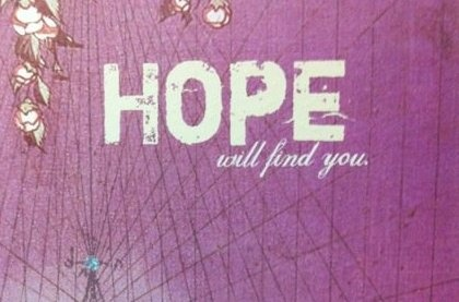 #hope #strength #joy  http://www.wish.org: Dopeless Hope, Strength Joy, Passion Purple, Hope Strength, Purple Passion, Hope 3, Joy Http Www Wish Org, Hope Alive, Hope Addiction