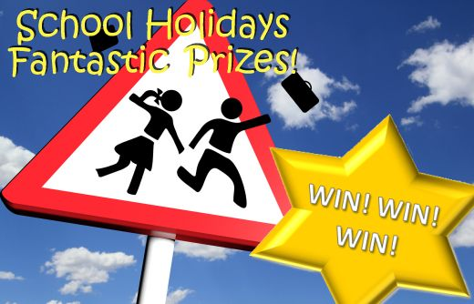 Regular School Holiday giveaways! (each holiday)