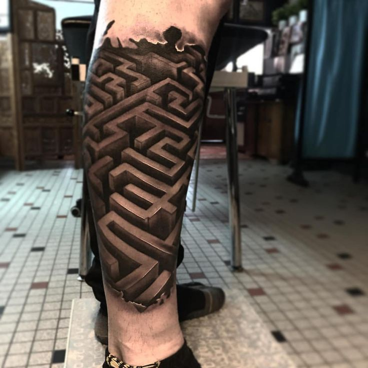 Runner tattoo maze runner and maze on pinterest