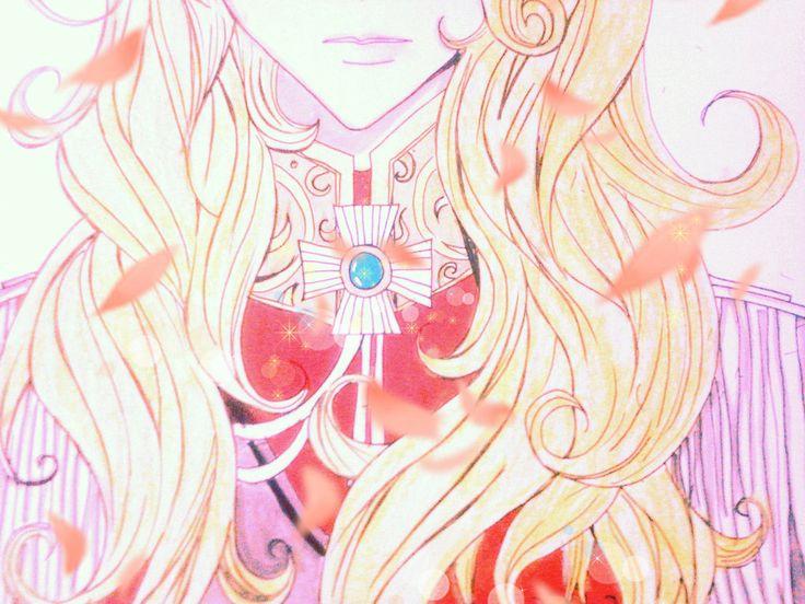Oscar-sama : Versailles no Bara by KathyTaka.deviantart.com on @deviantART