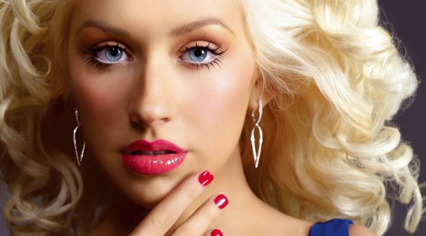 Christina Aguilera Close Up Wallpaper Wallpaper Hd Celebrities 4k Wallpapers Images Photos And Background Christina Aguilera Celebrity Wallpapers Christina