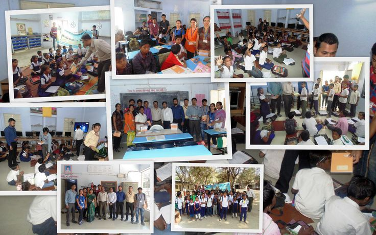"""Joy of Giving - A Step Towards Educating Under Privileged School Children"" by Gandhinagar Institute of Technology"