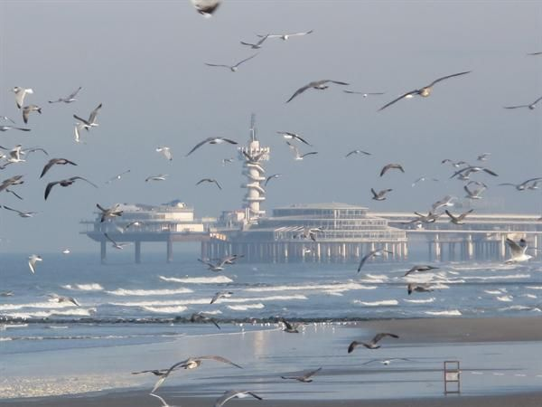 Scheveningen, The Netherlands.