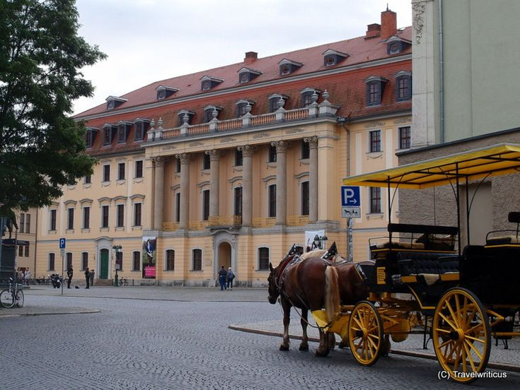 University of Music Franz Liszt in Weimar, Germany