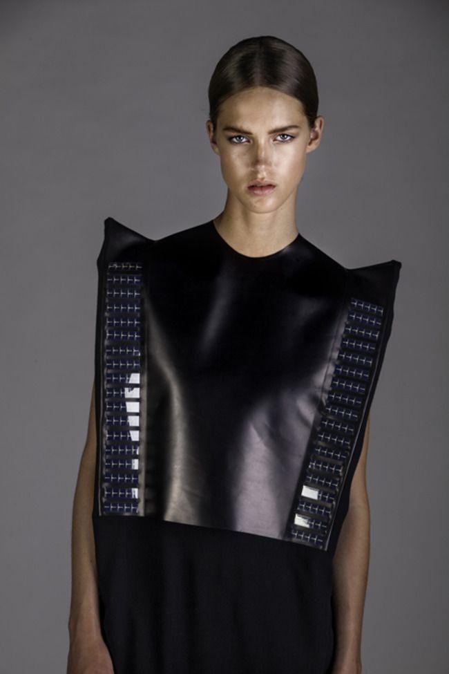 Wearable Solar | A new line of wearable technology features hidden solar panels