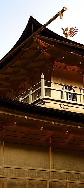 Kinkaku-ji temple (金閣時), Kyoto, Japan  eBook on the Golden Pavilion Temple: http://www.japanesegardens.jp/gardens/famous/000002.php