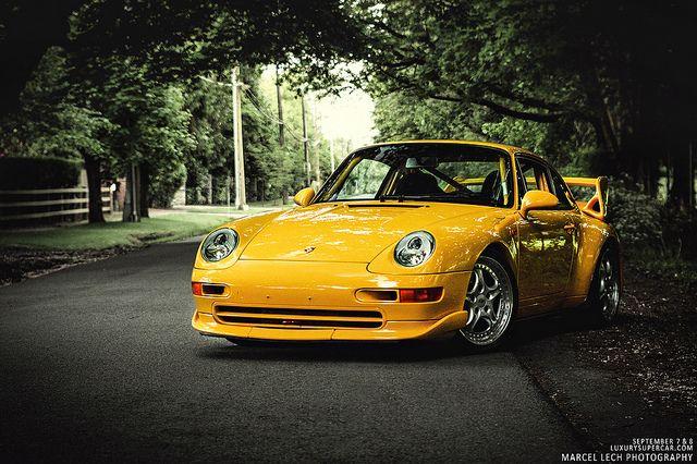 Porsche 993 RS Clubsport | Marcel Lech