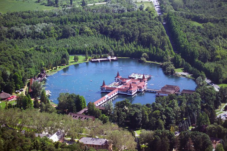The thermal Lake in Hévíz is a natural wonder of Hungary that is perhaps worthy of Unesco heritage status (see link)
