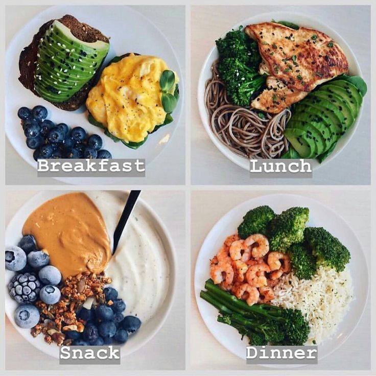 """""""what i eat in a day"""" inspo💫🍱✨ swipe for 4 simple but delicious heal…"""