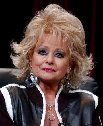 Tammy Faye Bakker. The PTL scandal  was big nrws around Chsrlotte, especially  the AC in the doghouse.