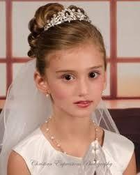 Image result for communion tiara veil