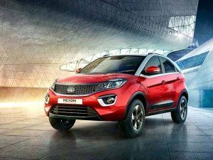 Tata Nexon To Come Only With A Single Engine Option