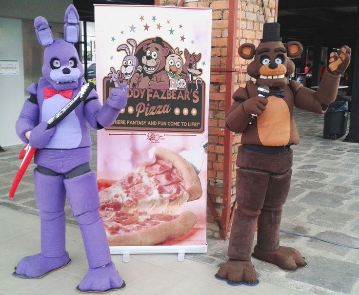 Welcome to freddy fazbear s pizzeria by estefanoida freddy fazbear