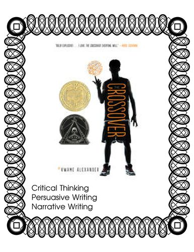 The Crossover by Kwame Alexander, was the 2015 Newbery Medal Winner and the 2015 Coretta Scott King Honor Award Winner. This English lesson plan complements a perfect middle school story that students can relate to – the pressure of winning, the love of a sport, the consequences of bad choices, loss and gain.