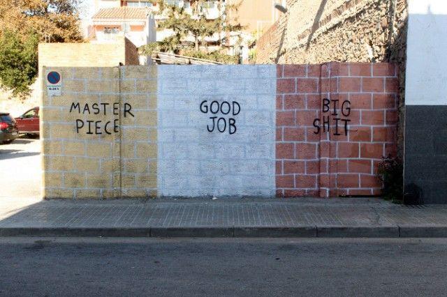 Faif Street Art – Fubiz™