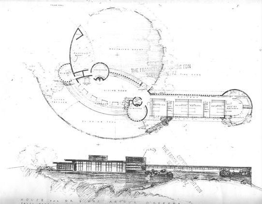 UK's First Frank Lloyd Wright House Blocked by Planning Inspector