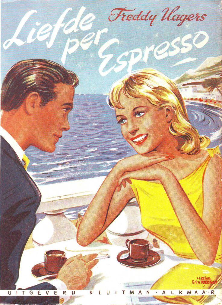 Liefde per espresso