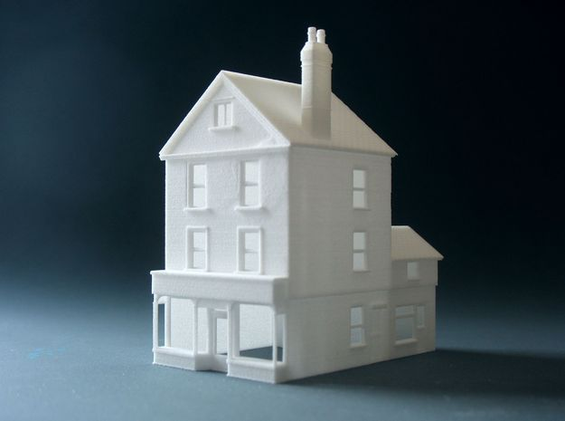 17 Best images about 3D Printing buildings in British N Scale on ...