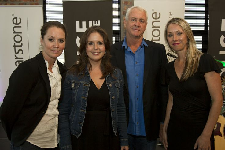 The Caesarstone Cape Town team with marketing director, Trevor King.