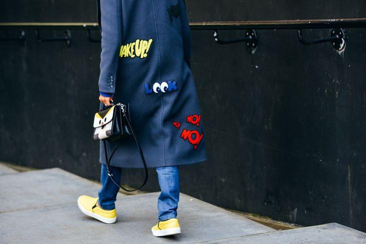 4b22c24120d37 20 best 2015 Fall Street style images on Pinterest   Street fashion ...