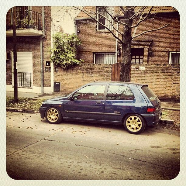Renault Clio Williams: 17 Best Images About Renault Clio 16V / Williams / V6