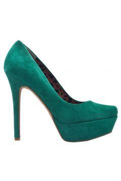 Jessica Simpson Yeşil Kadın Topuklu Ayakkabı JS-WALEO-SUETSUET https://modasto.com/jessica-ve-simpson/kadin-ayakkabi/br2432ct13 #modasto #giyim