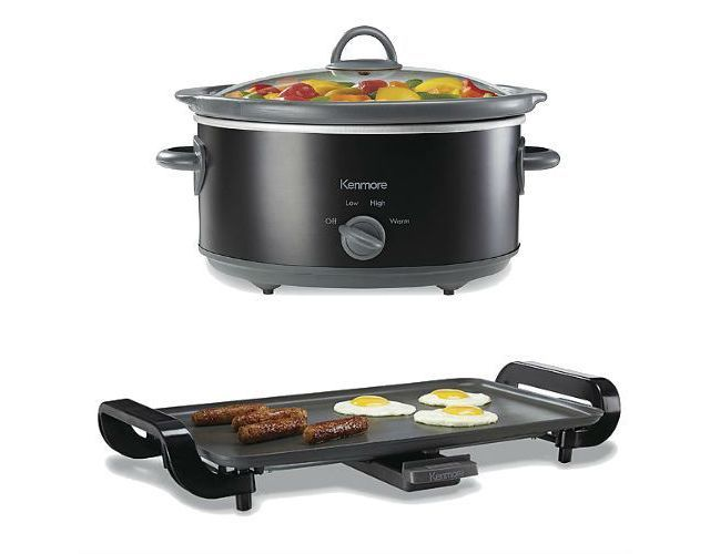 Kmart | Select Kemore Small Kitchen Appliances For $19.99  $6.20 SYWR Points $19.99 (sears.com)