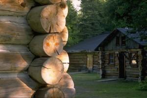 Days Out Ontario   Logging Days, Marten River Provincial Park, Ontario