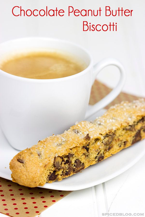 ... ) call for {Chocolate Peanut Butter Biscotti}! #ad #TollHouseTime