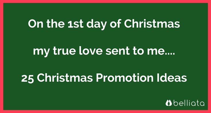 1000 ideas about salon promotions on pinterest salon for 12 days of christmas salon specials