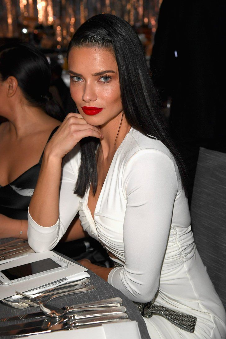 Stop Drop And Roll Because Adriana Lima Is Smoking Up