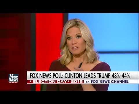 New Fox News Poll: Hillary Clinton Has 4-Point Lead Over Donald Trump | ...