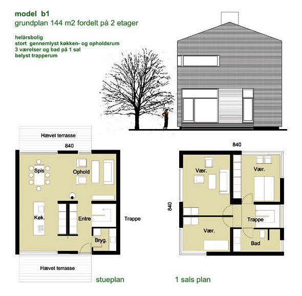 149 best {DECO} PLAN MAISON images on Pinterest Small apartments - exemple des plans de maison