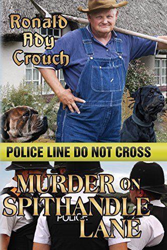 Murder on Spithandle Lane by Ronald Ady Crouch, http://www.amazon.com/dp/B007CVK2TY/ref=cm_sw_r_pi_dp_yy.svb1WY99TS