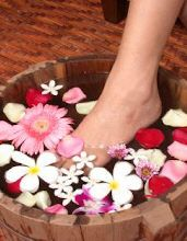 Natural Homemade NAIL care recipes: cuticle oil, foot soak, Hand soaks, Nail Soaks