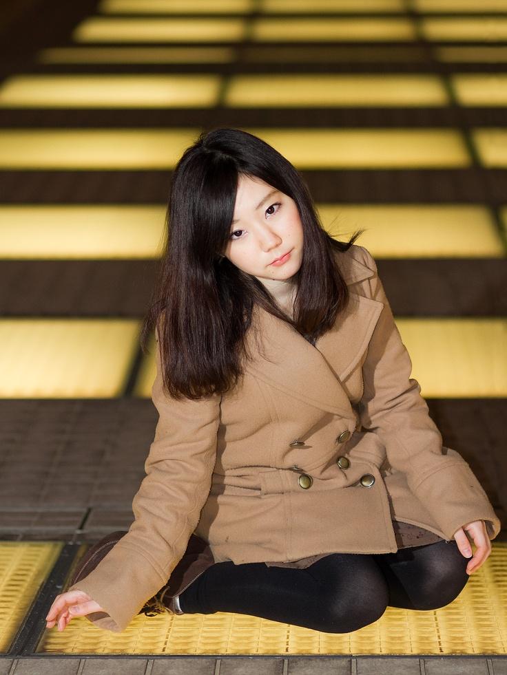 Hiroko by Meibi Photography | japanese, girl, portrait, japan, 日本人, 女性, 女の子, ポートレート, 日本