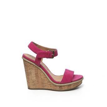 Invito - roze heelsandals #hogehakken #highheels