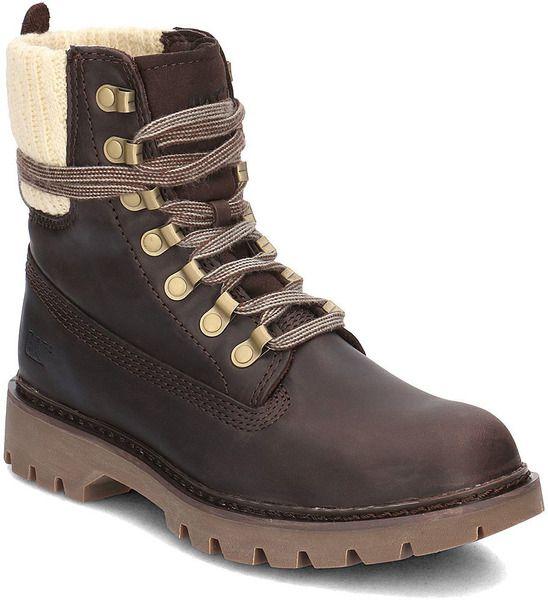 Caterpillar Informer Brown Women S Shoes Women Shoes Boots Hiking Boots