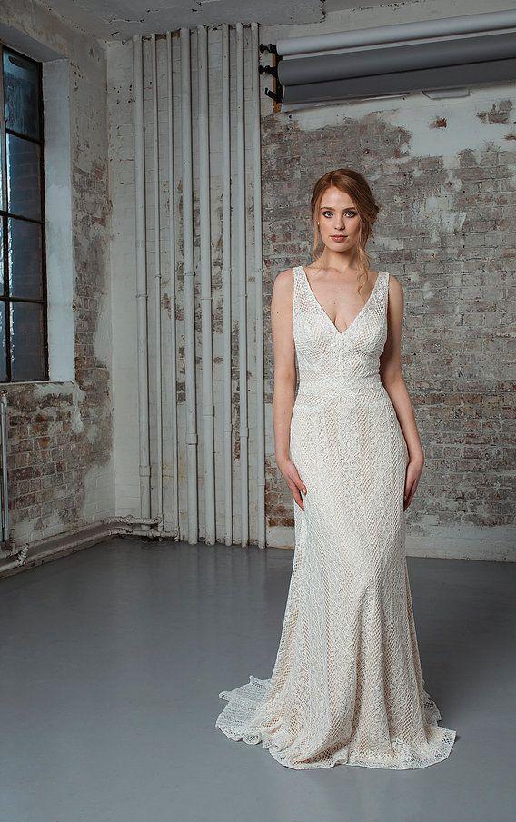 7de8e7e2bb BRIGHTON dress - willowy by Watters at Halo   Wren
