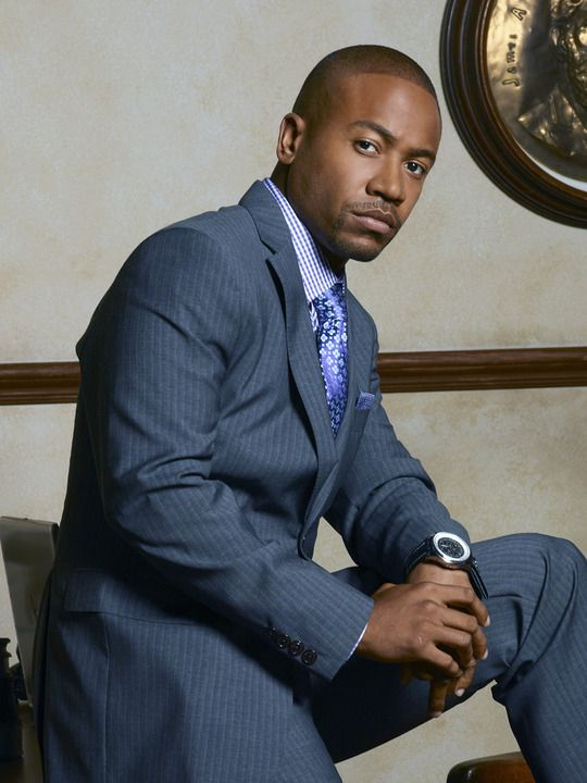 Scandal - Columbus Short / His stylist on this show is working overtime