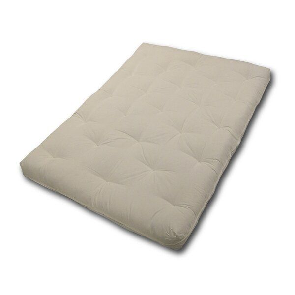 You Ll Love The Cotton Futon Mattress At Wayfair Great Deals On All Furniture Products With Free Shipping On Most Stuff In 2020 Futon Mattress Futon Mattress Sizes