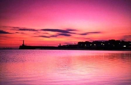 Margate Sunset, Kent