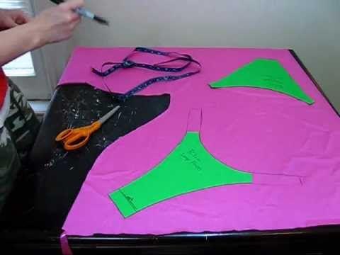 Jodi Lane Suits Sizing Basic Bikini Bottoms (+playlist)