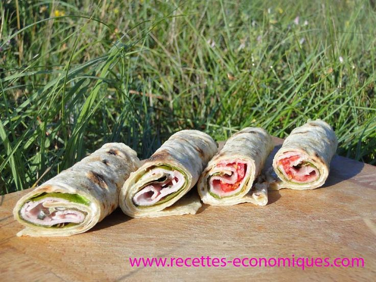wrap au thermomix