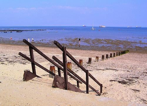 St Helens Beach - Isle of Wight