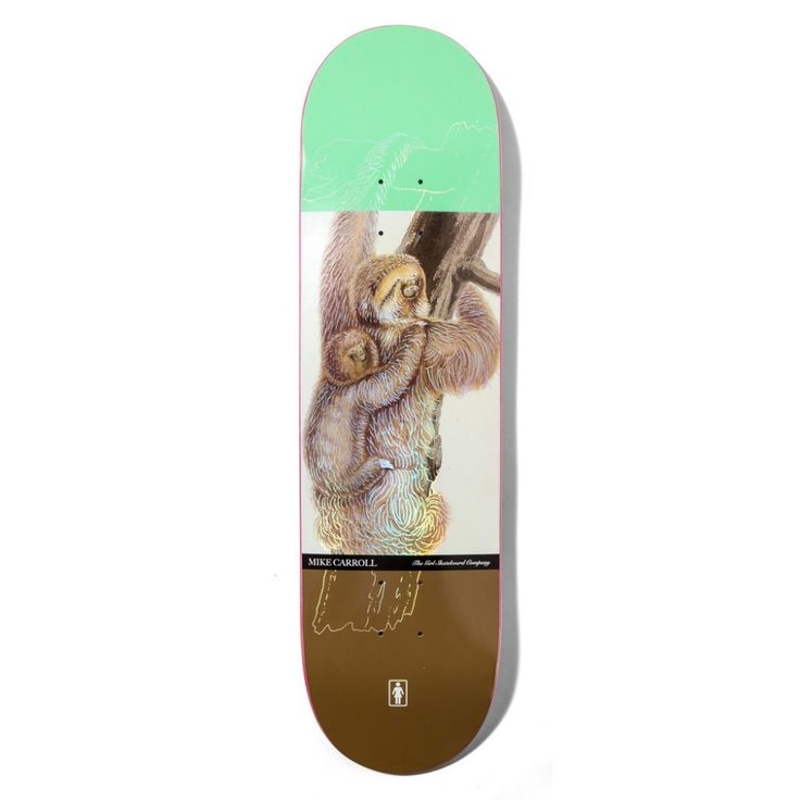 Primitive Skateboard Deck Najera Screen Test 8.0