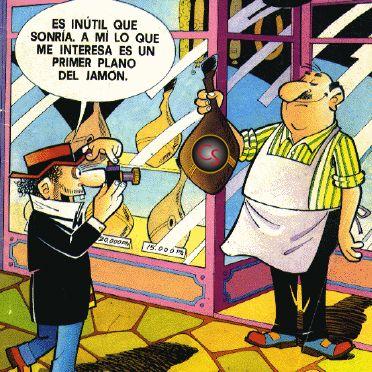 Empecemos la semana con una sonrisa.  http://www.jamonibericosalamanca.es/es/